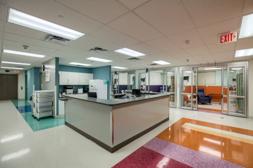 strictly pediatrics offices